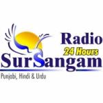 Logo da emissora Radio Sursangam 93.7 FM