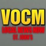 Logo da emissora Radio VOCM 590 AM