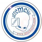 Logo da emissora Arremesso