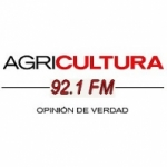 Logo da emissora Radio Agricultura 92.1 FM