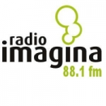 Logo da emissora Radio Imagina 88.1 FM