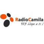 Logo da emissora Radio Camila 98.3 FM