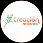 Logo da emissora Radio Creación 99.3 FM
