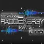 Logo da emissora Radio Energy 105.1 FM