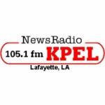 Logo da emissora Radio KPEL 105.1 FM