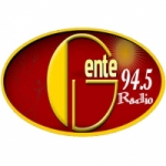 Logo da emissora Radio Gente 94.5 FM