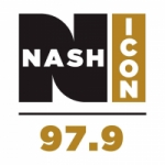 Logo da emissora Radio KQLK Nash 97.9 FM
