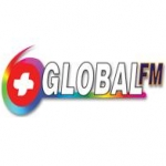 Logo da emissora Global 87.9 FM