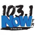 Logo da emissora Radio KQLQ 103.1 Now FM