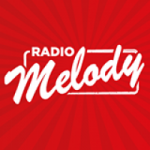 Logo da emissora Melody 105.7 FM