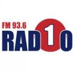 Logo da emissora Radio 1 93 FM