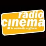 Logo da emissora Radio Cinema