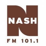 Logo da emissora Radio KRMD Nash 101.1 FM