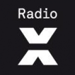 Logo da emissora Radio X 94.5 FM