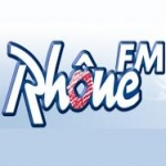 Logo da emissora Rh�ne 104.3 FM