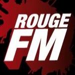 Logo da emissora Rouge 106.5 FM