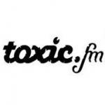 Logo da emissora Toxic 107.1 FM