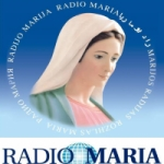 Logo da emissora Radio Maria 89.3 FM