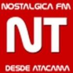 Logo da emissora Radio Nostálgica 88.1 FM