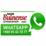 Logo da emissora Radio Buinense