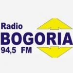Logo da emissora Bogoria 94.5 FM