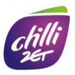 Logo da emissora Chilli zet 106.8 FM