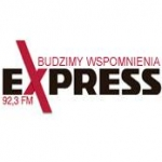 Logo da emissora Express 92.3 FM