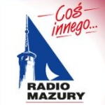 Logo da emissora Mazury 96.4 FM