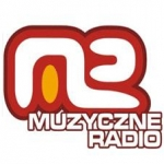Logo da emissora Muzyczne 106.7 FM