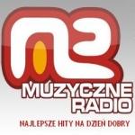 Logo da emissora Muzyczne Strefa 89