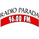 Logo da emissora Parada 96 FM