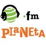 Logo da emissora Planeta 99.6 FM