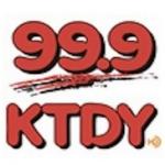 Logo da emissora Radio KTDY 99.9 FM
