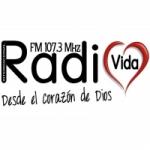 Logo da emissora Radio Vida 98.7 FM