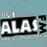 Logo da emissora Radio Alas 89.1 FM