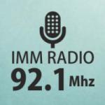 Logo da emissora Radio IMM 92.1 FM