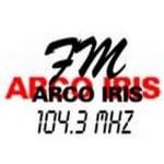 Logo da emissora Radio Arco Iris 104.3 FM