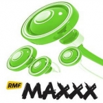Logo da emissora RMF Maxx 96.7 FM