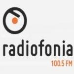 Logo da emissora Radiofonia 100.5 FM