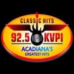 Logo da emissora Radio KVPI Classic Hits 92.5 FM