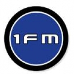 Logo da emissora 1FM 104.8