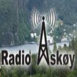Logo da emissora Askoy Lokal Radio 106.4 FM