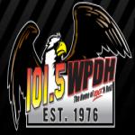 Logo da emissora WPDH 101.5 FM