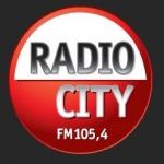 Logo da emissora City FM