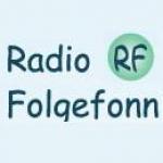 Logo da emissora Folgefonn FM