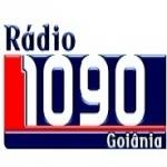 Logo da emissora Rádio 1090 AM