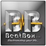 Logo da emissora Radio Beat Box FM