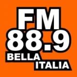 Logo da emissora Radio Bella Italia 88.9 FM