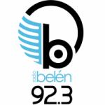 Logo da emissora Radio Belén 92.3 FM