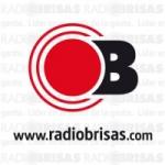 Logo da emissora Radio Brisas 98.5 FM
